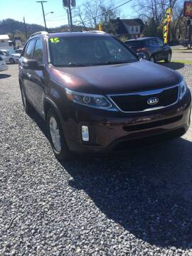 2015 Kia Sorento for sale at THE AUTOMOTIVE CONNECTION in Atkins VA