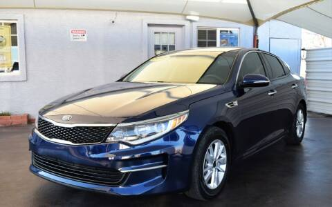 2017 Kia Optima for sale at 1st Class Motors in Phoenix AZ