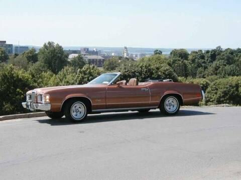 1973 Mercury Cougar for sale at Classic Car Deals in Cadillac MI