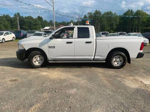 2015 RAM Ram Pickup 1500 for sale at Upstate Auto Sales Inc. in Pittstown NY
