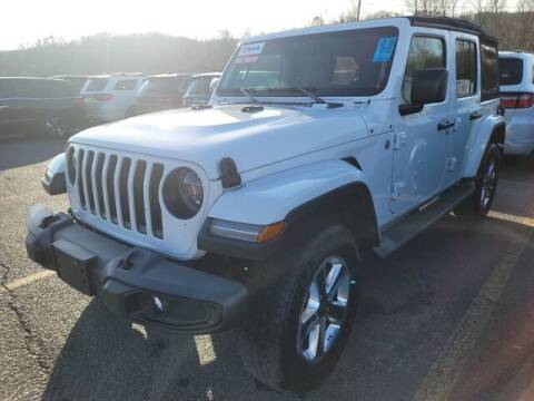 2018 Jeep Wrangler Unlimited for sale at Tim Short Chrysler in Morehead KY