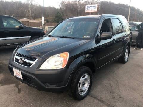 2003 Honda CR-V for sale at INTERNATIONAL AUTO SALES LLC in Latrobe PA