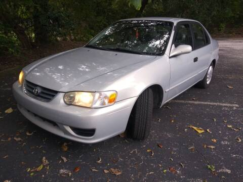 2002 Toyota Corolla for sale at Royal Auto Trading in Tampa FL