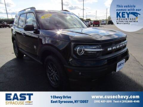 2021 Ford Bronco Sport for sale at East Syracuse Performance Sales & Service in Syracuse NY