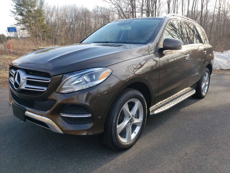 2018 Mercedes-Benz GLE for sale at KLC AUTO SALES in Agawam MA