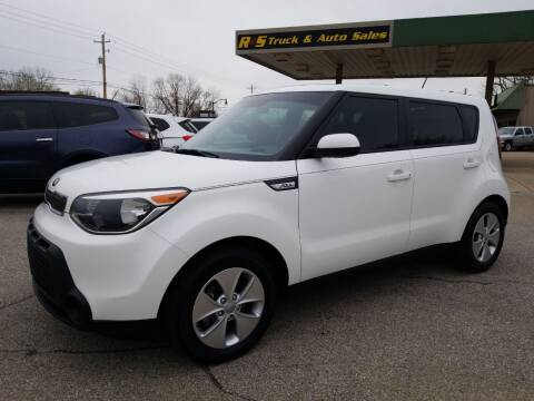 2015 Kia Soul for sale at R & S TRUCK & AUTO SALES in Vinita OK