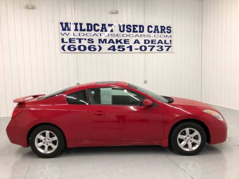 2009 Nissan Altima for sale at Wildcat Used Cars in Somerset KY