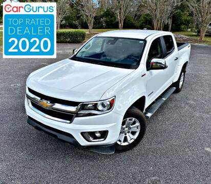 2016 Chevrolet Colorado for sale at Brothers Auto Sales of Conway in Conway SC