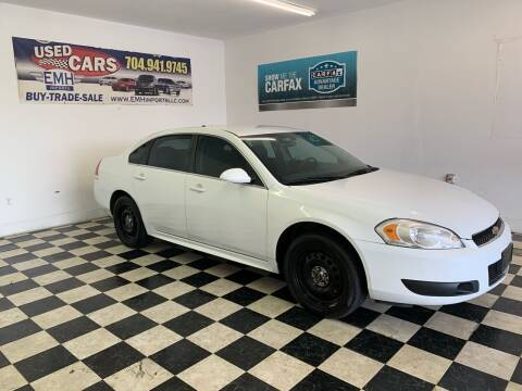2014 Chevrolet Impala Limited Police for sale at EMH Imports LLC in Monroe NC
