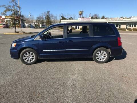2015 Chrysler Town and Country for sale at BT Mobility LLC in Wrightstown NJ