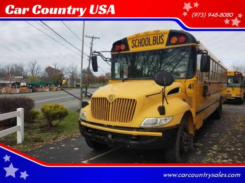 2007 IC Bus CE 300 for sale at Car Country USA in Augusta NJ