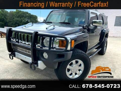 2009 HUMMER H3 for sale at JES Auto Sales LLC in Fairburn GA
