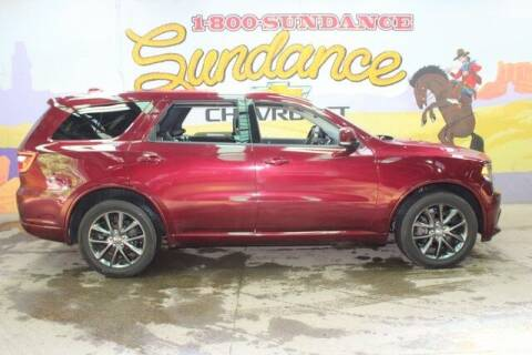 2017 Dodge Durango for sale at Sundance Chevrolet in Grand Ledge MI