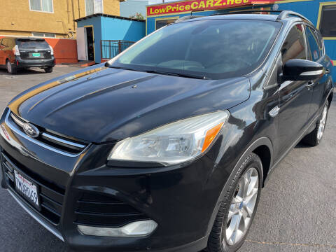 2013 Ford Escape for sale at CARZ in San Diego CA