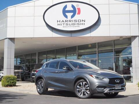 2017 Infiniti QX30 for sale at Harrison Imports in Sandy UT
