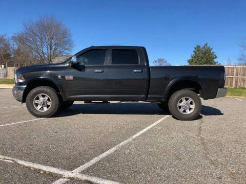 2011 RAM Ram Pickup 3500 for sale at Superior Wholesalers Inc. in Fredericksburg VA