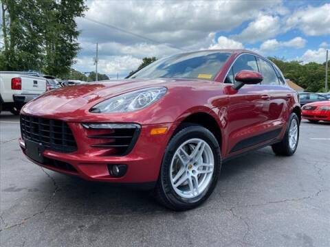 2015 Porsche Macan for sale at iDeal Auto in Raleigh NC