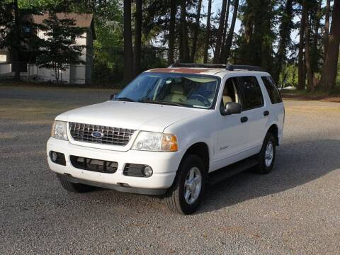 2005 Ford Explorer for sale at Apex Motors Parkland in Tacoma WA
