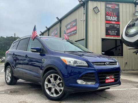 2015 Ford Escape for sale at Premium Auto Group in Humble TX