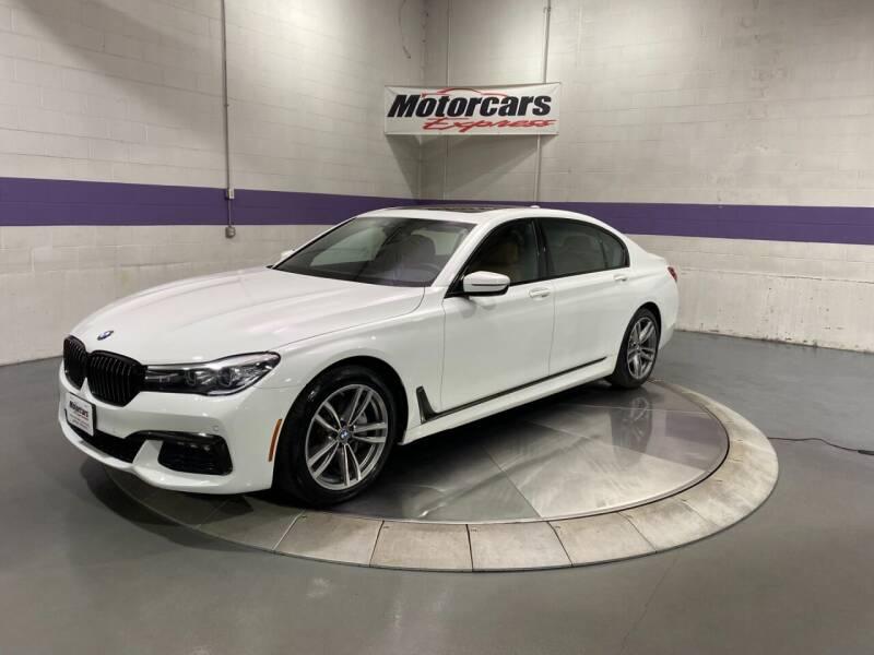 2019 BMW 7 Series for sale in Alsip, IL