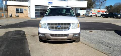 2004 Ford Expedition for sale at Lyman Autogroup LLC. in Lyman SC
