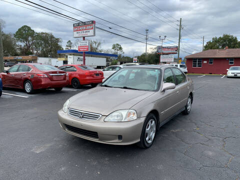 2000 Honda Civic for sale at Sam's Motor Group in Jacksonville FL
