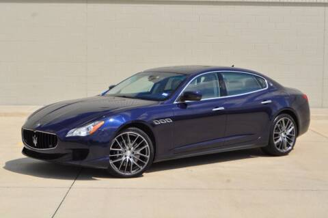 2014 Maserati Quattroporte for sale at Select Motor Group in Macomb Township MI