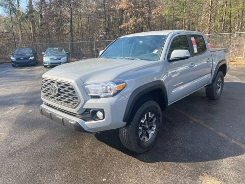 2020 Toyota Tacoma for sale at Elite Motor Brokers in Austell GA