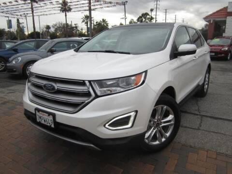 2015 Ford Edge for sale at PREFERRED MOTOR CARS in Covina CA