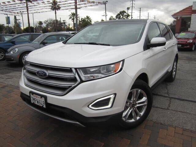 2015 Ford Edge for sale at PREFERRED MOTOR CARS in Covina CA
