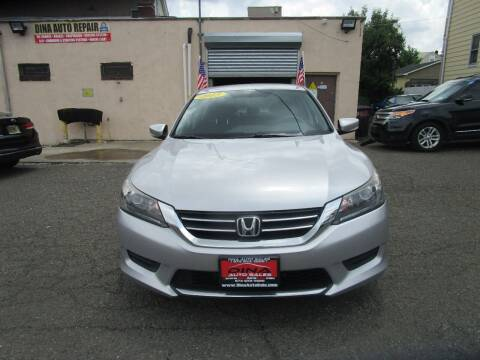 2015 Honda Accord for sale at 500 Down Buy Here Pay Here in Paterson NJ