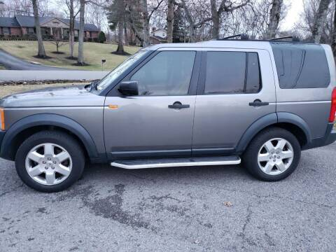 2008 Land Rover LR3 for sale at G T Auto Group in Goodlettsville TN