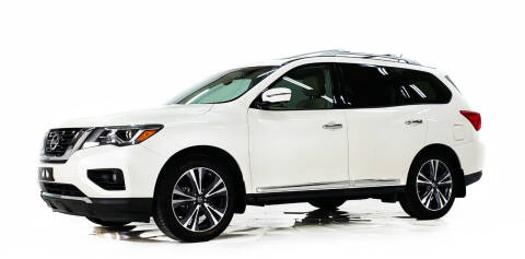 2017 Nissan Pathfinder for sale at Houston Auto Credit in Houston TX