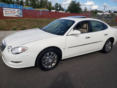 2008 Buick LaCrosse for sale at Kingz Auto LLC in Portland OR