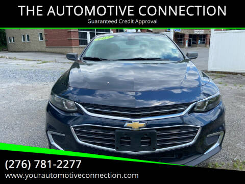2017 Chevrolet Malibu for sale at THE AUTOMOTIVE CONNECTION in Atkins VA