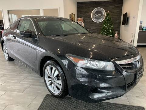 2011 Honda Accord for sale at Evolution Autos in Whiteland IN