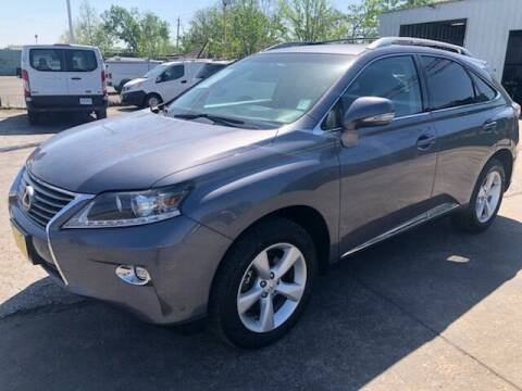 2015 Lexus RX 350 for sale at Pasadena Auto Planet in Houston TX