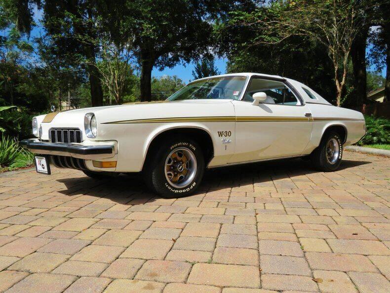 1973 Oldsmobile 442 for sale in Lakeland, FL