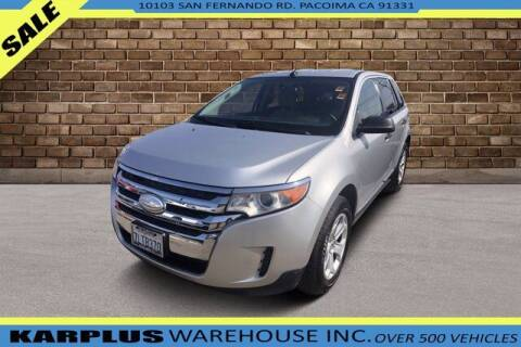 2012 Ford Edge for sale at Karplus Warehouse in Pacoima CA
