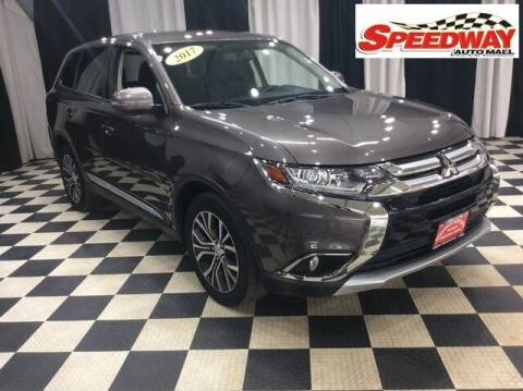 2017 Mitsubishi Outlander for sale at SPEEDWAY AUTO MALL INC in Machesney Park IL