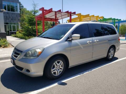 2005 Honda Odyssey for sale at Painlessautos.com in Bellevue WA