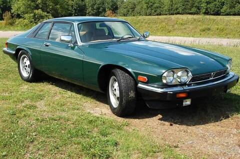 1986 Jaguar XJS for sale at AB Classics in Malone NY