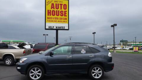 2008 Lexus RX 350 for sale at AUTO HOUSE WAUKESHA in Waukesha WI