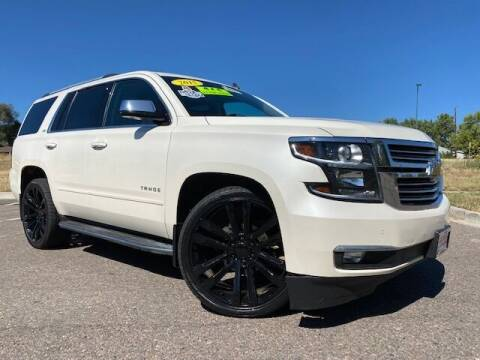 2015 Chevrolet Tahoe for sale at UNITED Automotive in Denver CO