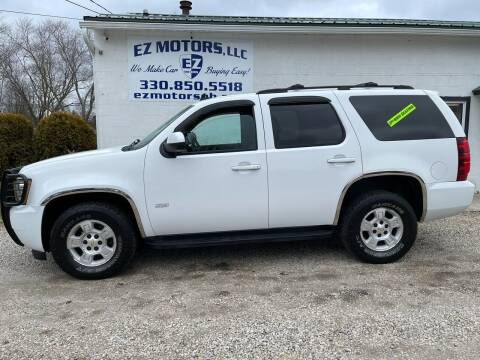 2011 Chevrolet Tahoe for sale at EZ Motors in Deerfield OH