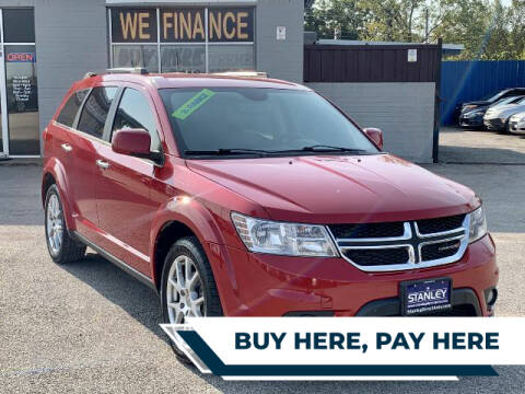 2014 Dodge Journey for sale at Stanley Automotive Finance Enterprise - STANLEY DIRECT AUTO in Mesquite TX