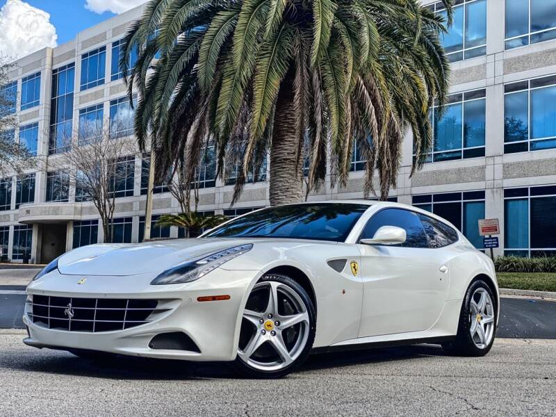 2012 Ferrari FF for sale at FALCON AUTO BROKERS LLC in Orlando FL