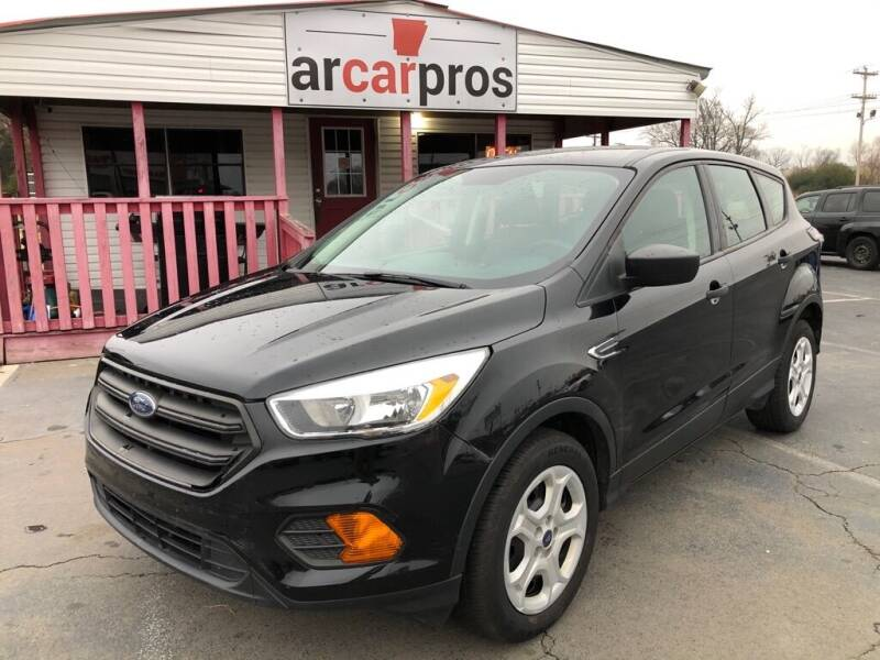 2017 Ford Escape for sale at Arkansas Car Pros in Cabot AR