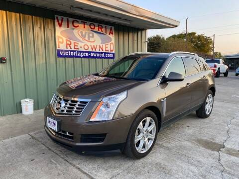 2014 Cadillac SRX for sale at Victoria Pre-Owned in Victoria TX