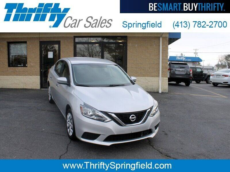 2019 Nissan Sentra for sale at Thrifty Car Sales Springfield in Springfield MA